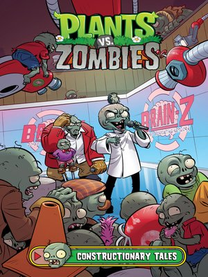 cover image of Plants vs. Zombies Volume 18