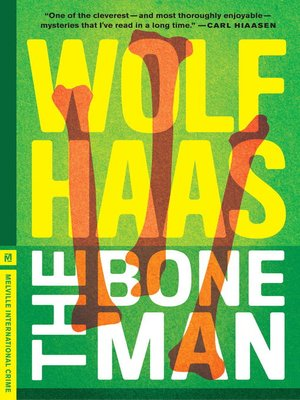 cover image of The Bone Man