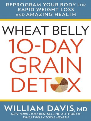 cover image of Wheat Belly 10-Day Grain Detox