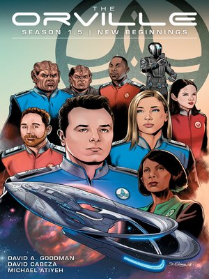 cover image of The Orville Season 1.5