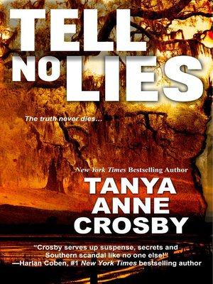 cover image of Tell No Lies
