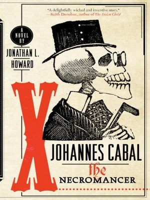 cover image of Johannes Cabal the Necromancer