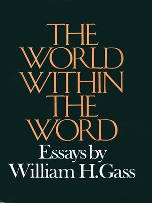 cover image of World Within the Word