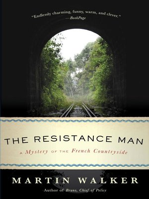 cover image of The Resistance Man