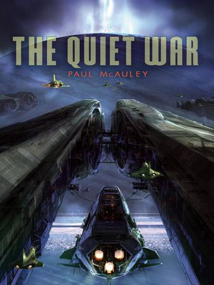 cover image of The Quiet War