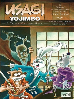 cover image of Usagi Yojimbo (1987), Volume 27