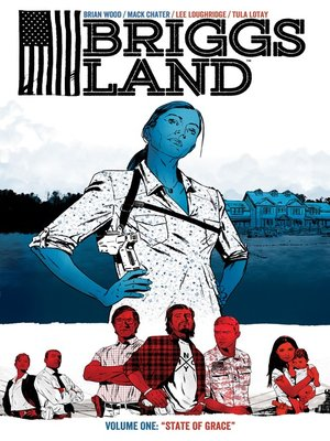 cover image of Briggs Land (2016), Volume 1