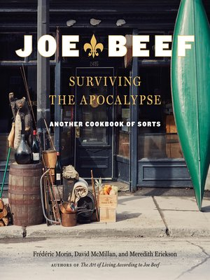 cover image of Joe Beef