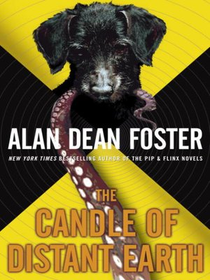 cover image of The Candle of Distant Earth