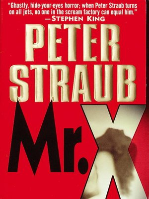 cover image of Mr. X