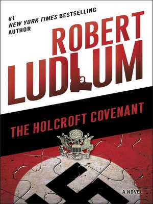 cover image of The Holcroft Covenant