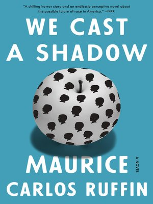 cover image of We Cast a Shadow