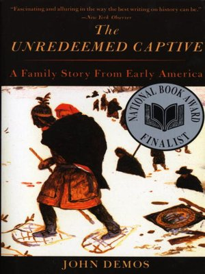 cover image of The Unredeemed Captive