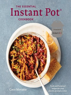 cover image of The Essential Instant Pot Cookbook