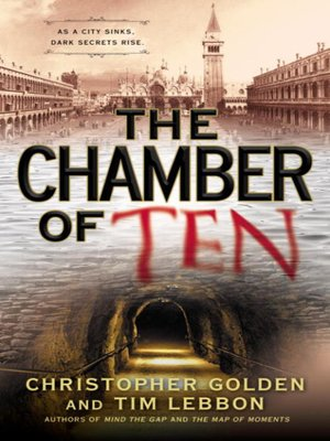 cover image of The Chamber of Ten