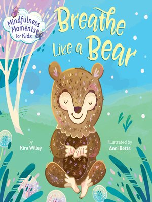 cover image of Breathe Like a Bear