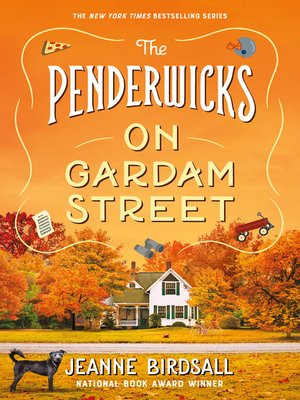 cover image of The Penderwicks on Gardam Street
