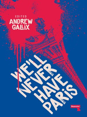 cover image of We'll Never Have Paris