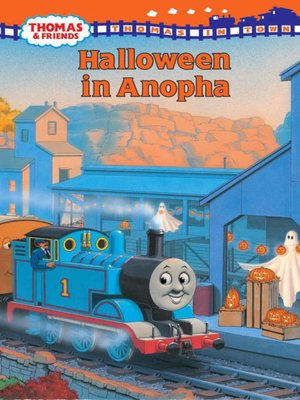 cover image of Halloween in Anopha