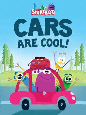 cover image of Cars Are Cool!