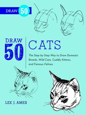 cover image of Draw 50 Cats