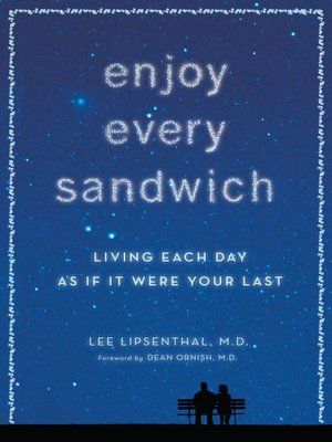 cover image of Enjoy Every Sandwich
