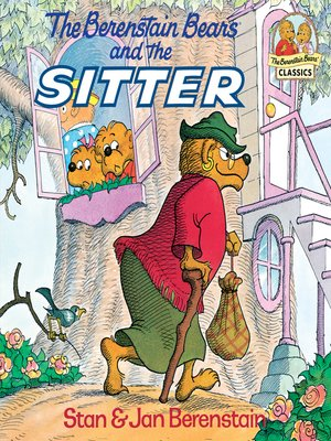 cover image of The Berenstain Bears and the Sitter