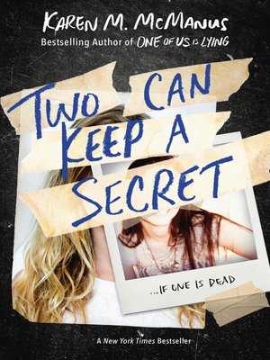 cover image of Two Can Keep a Secret