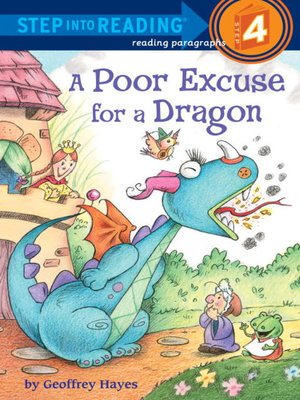 cover image of A Poor Excuse for a Dragon