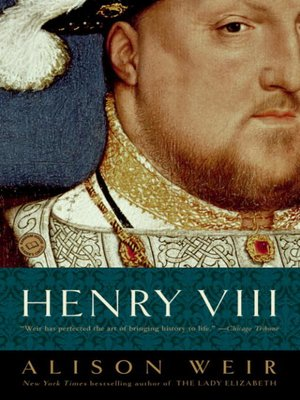 cover image of Henry VIII