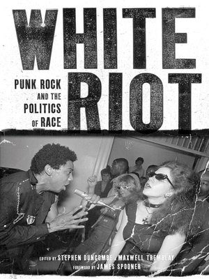 cover image of White Riot
