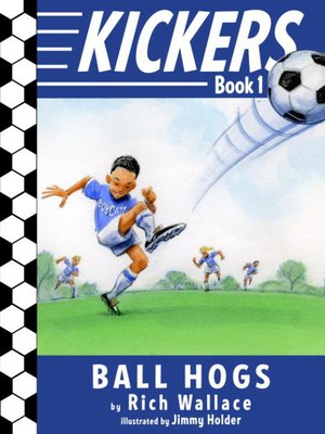 cover image of The Ball Hogs
