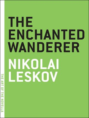 cover image of The Enchanted Wanderer