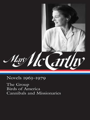 cover image of Mary McCarthy