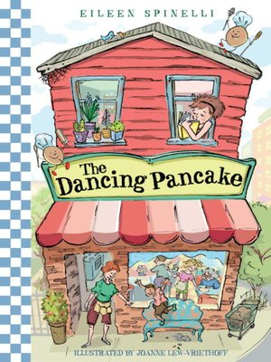 cover image of The Dancing Pancake