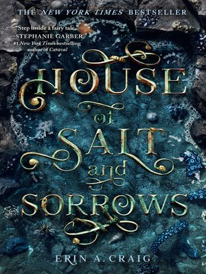 cover image of House of Salt and Sorrows