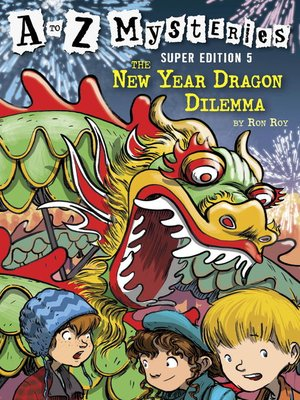 cover image of The New Year Dragon Dilemma