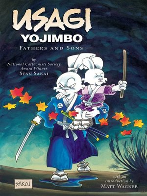 cover image of Usagi Yojimbo (1987), Volume 19