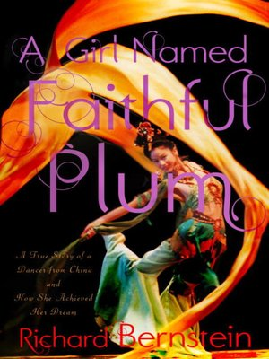 cover image of A Girl Named Faithful Plum