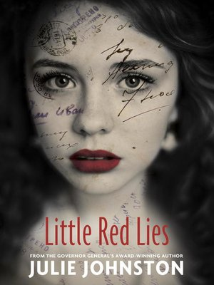 cover image of Little Red Lies