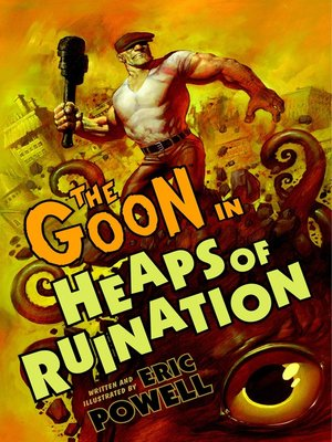 cover image of The Goon, Volume 3
