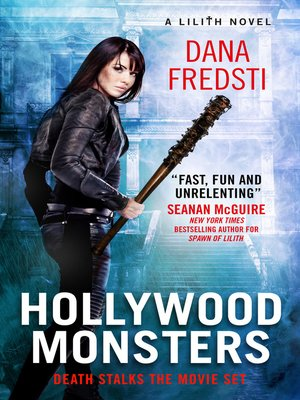cover image of Hollywood Monsters