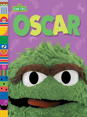 cover image of Oscar (Sesame Street Friends)