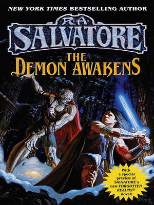 cover image of The Demon Awakens