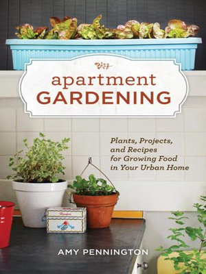 cover image of Apartment Gardening