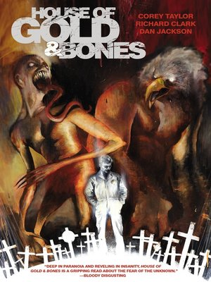 cover image of House of Gold & Bones