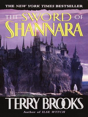 cover image of The Sword of Shannara