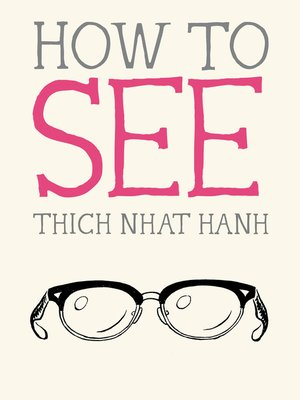 cover image of How to See