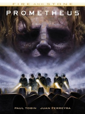 cover image of Prometheus: Fire and Stone