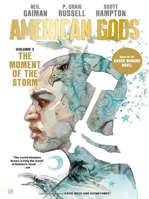 cover image of American Gods: The Moment of the Storm